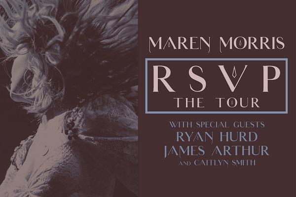 SiriusXM Maren Morris Sweepstakes - Win Trip