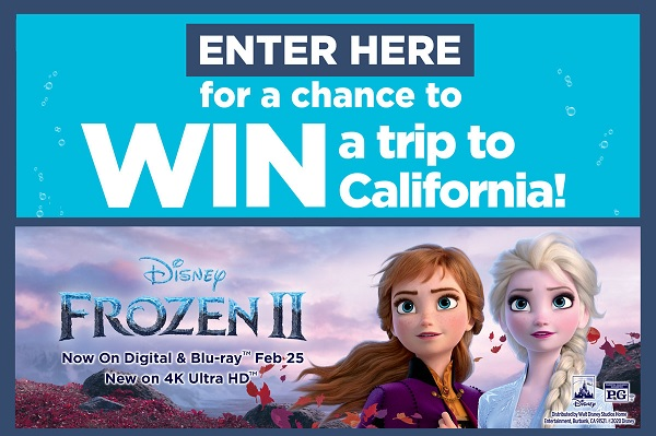 Sparkling Ice Frozen2 Sweepstakes