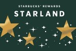 Starbucks Rewards Starland Instant Win Game Sweepstakes