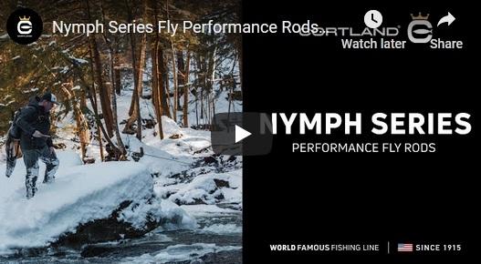 Cortland Nymph Series Rod Giveaway