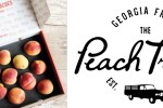 Georgia Fresh Peach Truck Sweepstakes
