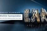 David Yurman Wishlist Sweepstakes