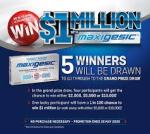 Chemist Warehouse Maxigesic Contest