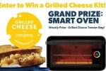 Jarlsberg Grilled Cheese Giveaway
