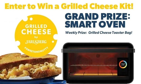 Jarlsberg Grilled Cheese Giveaway