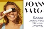 Joanna Vargas Skincare Giveaway 2020
