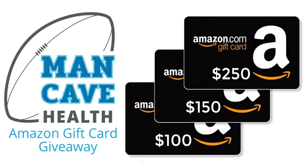 Man Cave Amazon Gift Card Giveaway