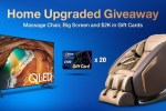 Newegg Home Upgraded Giveaway