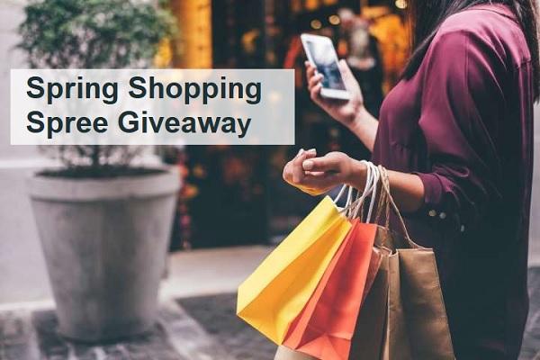 Rebloom Spring Shopping Spree Giveaway