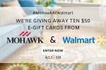 Savings Mohawk at Walmart Giveaway