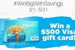 Savings.com Spring Giveaway