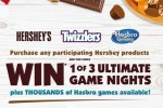 Hershey's Ultimate Game Night Contest