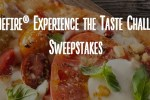 Stonefire Experience the Taste Challenge Sweepstakes