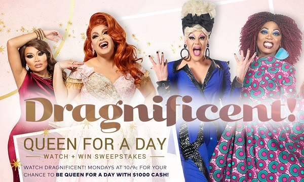 TLC.com Dragnificent Queen for a Day Sweepstakes