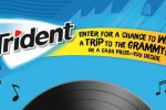 Trident Chew Tunes Sweepstakes and Instant Win Game