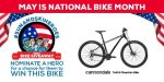 Sunandski.com National Bike Month Giveaway