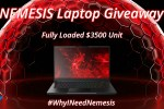 Simplynuc.com - Nemesis Laptop Giveaways