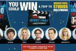 TBS Big Bang Theory Sweepstakes