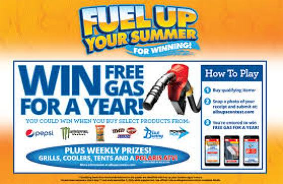 Yesway Fuel Up Your Summer Sweepstakes