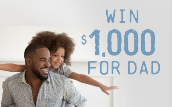 Father's Day Sweepstakes 2020