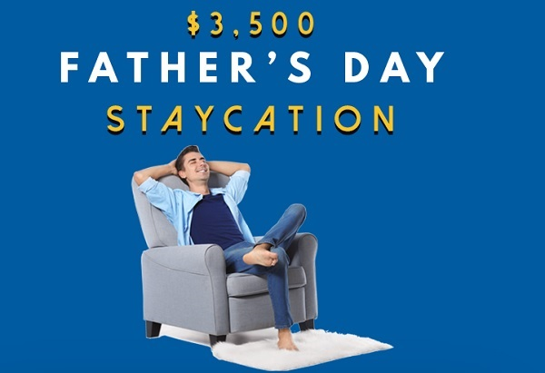 Frankly Media Fathers Day Sweepstakes 2020