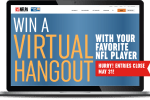 UWW Virtual Hangout Sweepstakes