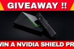 Nvidia Shield Pro Giveaway