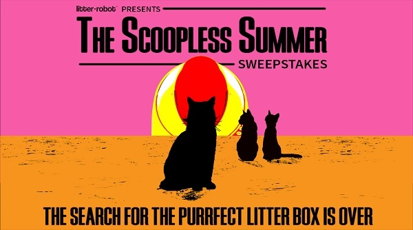 Litter Robot Summer Sweepstakes