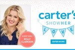 Carters Virtual Baby Shower Sweepstakes