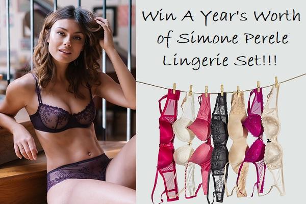 Simone Perele Lingerie Sweepstakes
