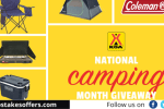 KOA National Camping Month Sweepstakes