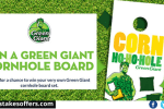 Green Giant Cornhole Giveaway