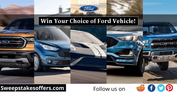Essence Festival 2020 Ford Vehicle Sweepstakes