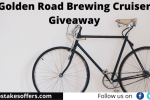 Golden Road Brewing Cruiser Giveaway