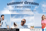 Lands End Summer Dreams Sweepstakes