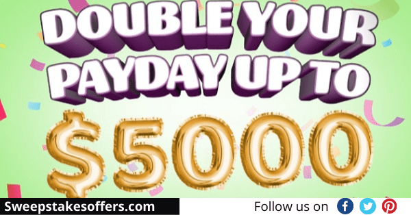 Netspend Double Your Payday Sweepstakes