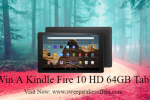 Kindle Fire 10 HD 64GB Tablet Sweepstakes