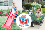 Family Jr Little Tikes Play Big Contest