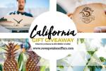 Cali Life California Gift Giveaway