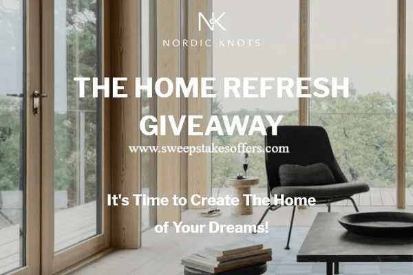 Nordic Knots Home Makeover Giveaway