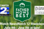 KDRV Father Mows Best Contest