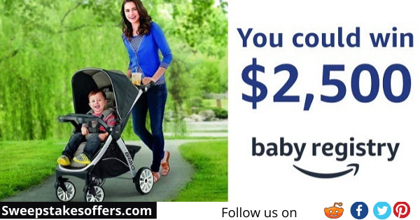 Amazon Baby Registry Chicco Sweepstakes