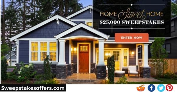 BHG $25000 Cash Sweepstakes