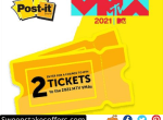 Post-it Back to School VMAs Sweepstakes