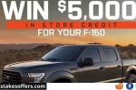American Trucks $5000 Shopping Spree Sweepstakes
