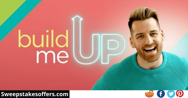 HGTV Build Me Up $5K Cash Giveaway