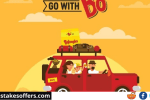 Bojangles Road Trip Sweepstakes