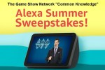 Game Show Network Alexa Giveaway