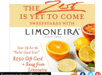 Farm Star Living Zest is Yet to Come Sweepstakes