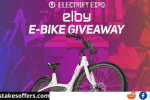 Expo Elby E-Bike Giveaway